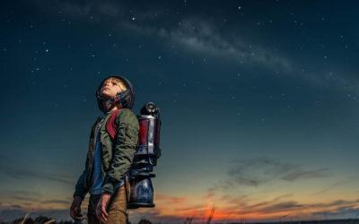 Hvorfor reise til verdensrommet?