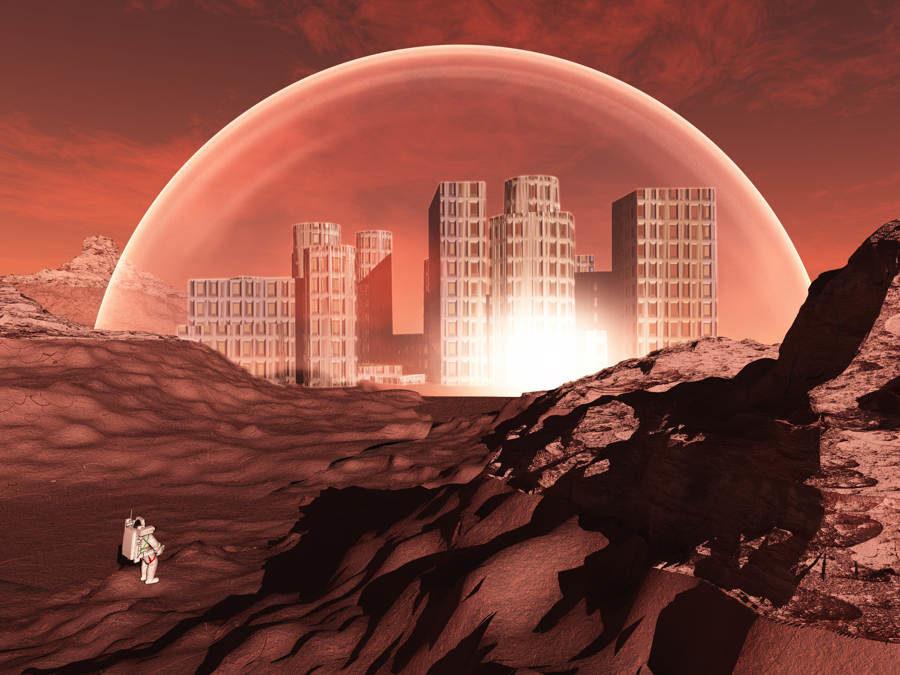 Marssamfunnet – utopi eller ei?
