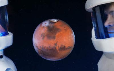 Kan romturisme påvirke kolonisering av andre planeter?